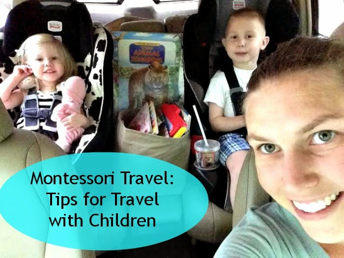 Montessori Travel: Tips for Travel with Children