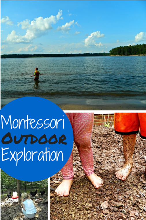 Montessori Outdoor Exploration