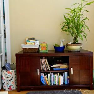 A peek into our classroom at ChildLedLife.com