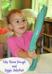 Slime from Natural Beach Living is a fun indoor activity for kids at ChildLedLife.com