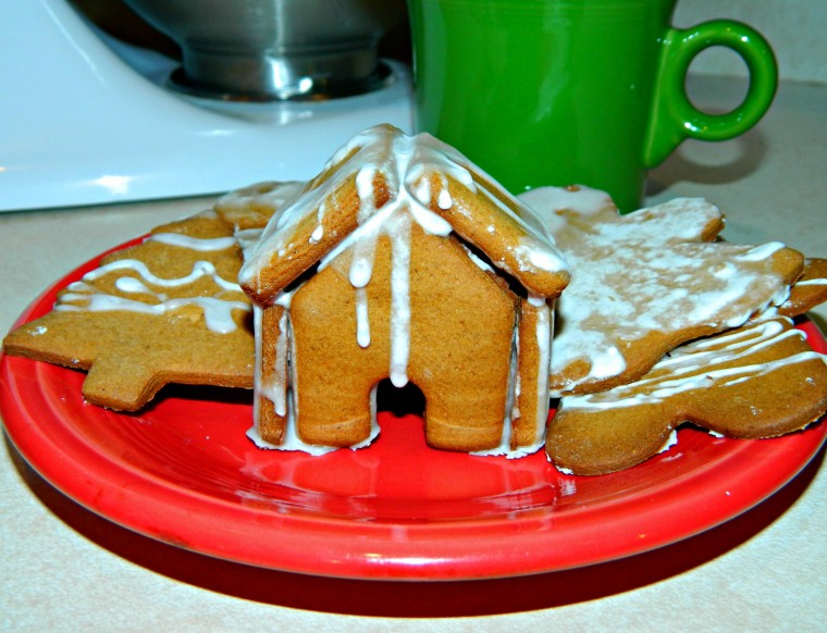 Kids Show How to Make Gingerbead Cookies on ChildLedLife.com