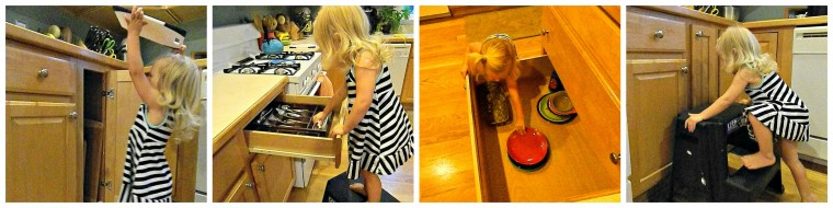 Kids that are comfortable in the kitchen are a huge help! Find out how to help them with washing dishes in this preschool lesson on ChildLedLife.com