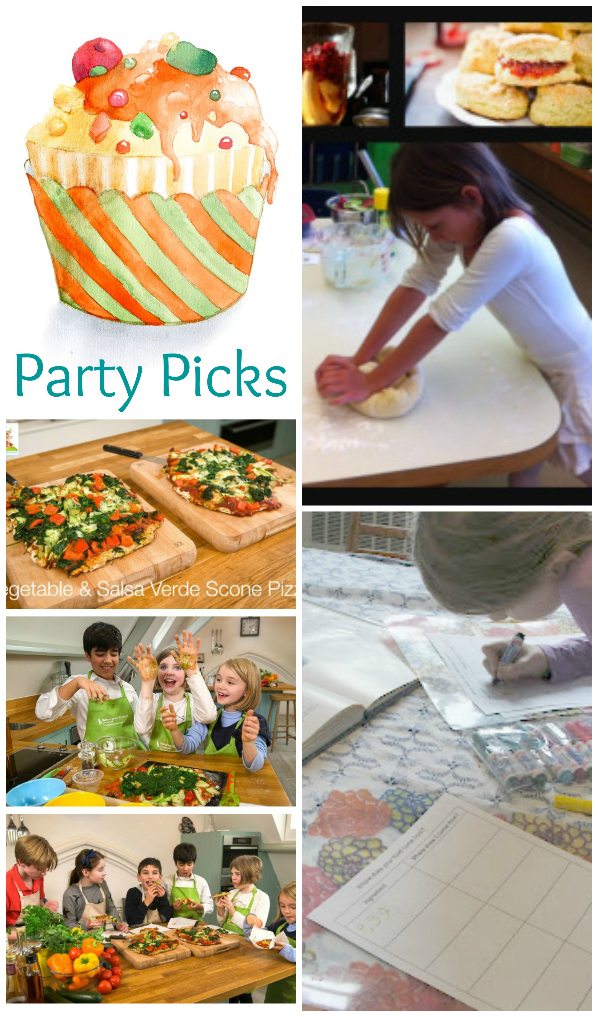 3 Great Way for Kids to Learn In The Kitchen
