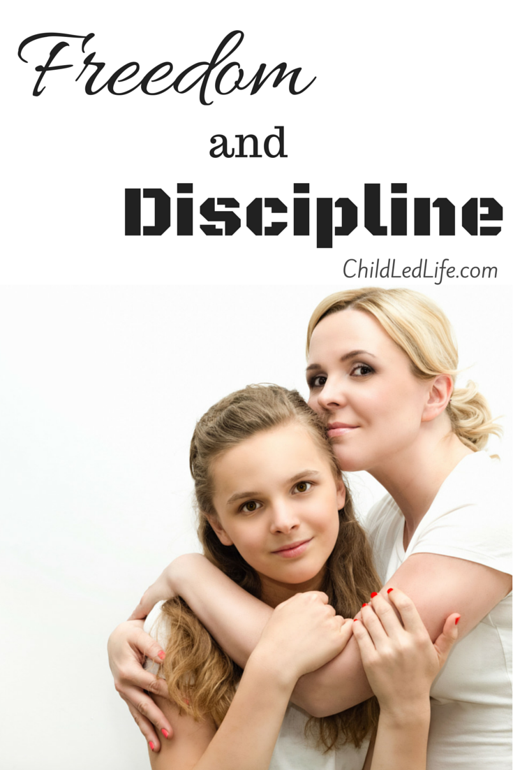 Freedom and Discipline
