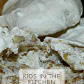 Fun hands on kids In the kitchen Easter activity to help kids understand the Resurrection of Jesus on ChildLedLife.com