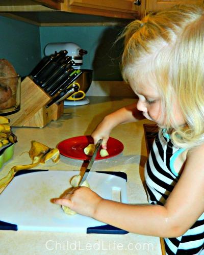 Cut  Banana 2
