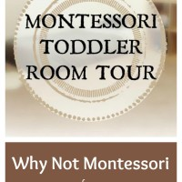 Check out this video! This is a wonderful visual example of how to setup a Montessori toddler bedroom from Why Not Montessori on ChildLedLife.com