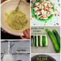 5 Fun Food for the Leprechauns in your house and Party In The Kids' Kitchen link up party on ChildLedLife.com
