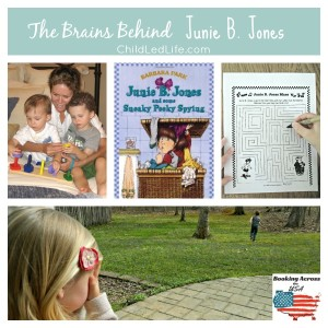 Barbara Park is the brains behind the hilarious children's book character Junie B. Jones. Learn more about them both on ChildLedLife.com