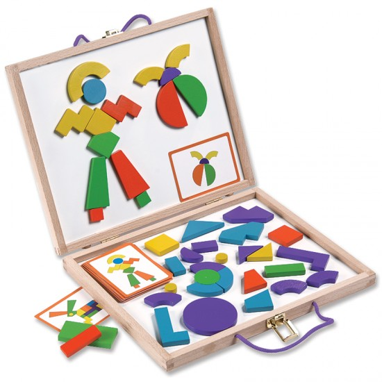 Fun Learning Shapes with Imaginets on ChildLedLife.com