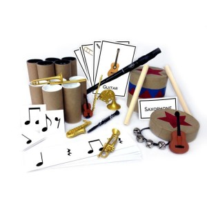Montessori By Mom Making Music Toolbox is the perfect starter kit for anyone working on music with their kids!