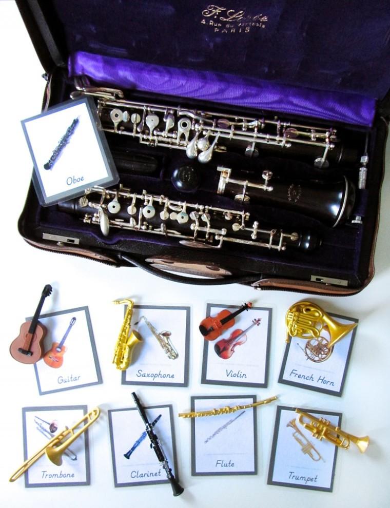 Free downloads for learning instrument nomenclature. Find more on ChildLedLife.com