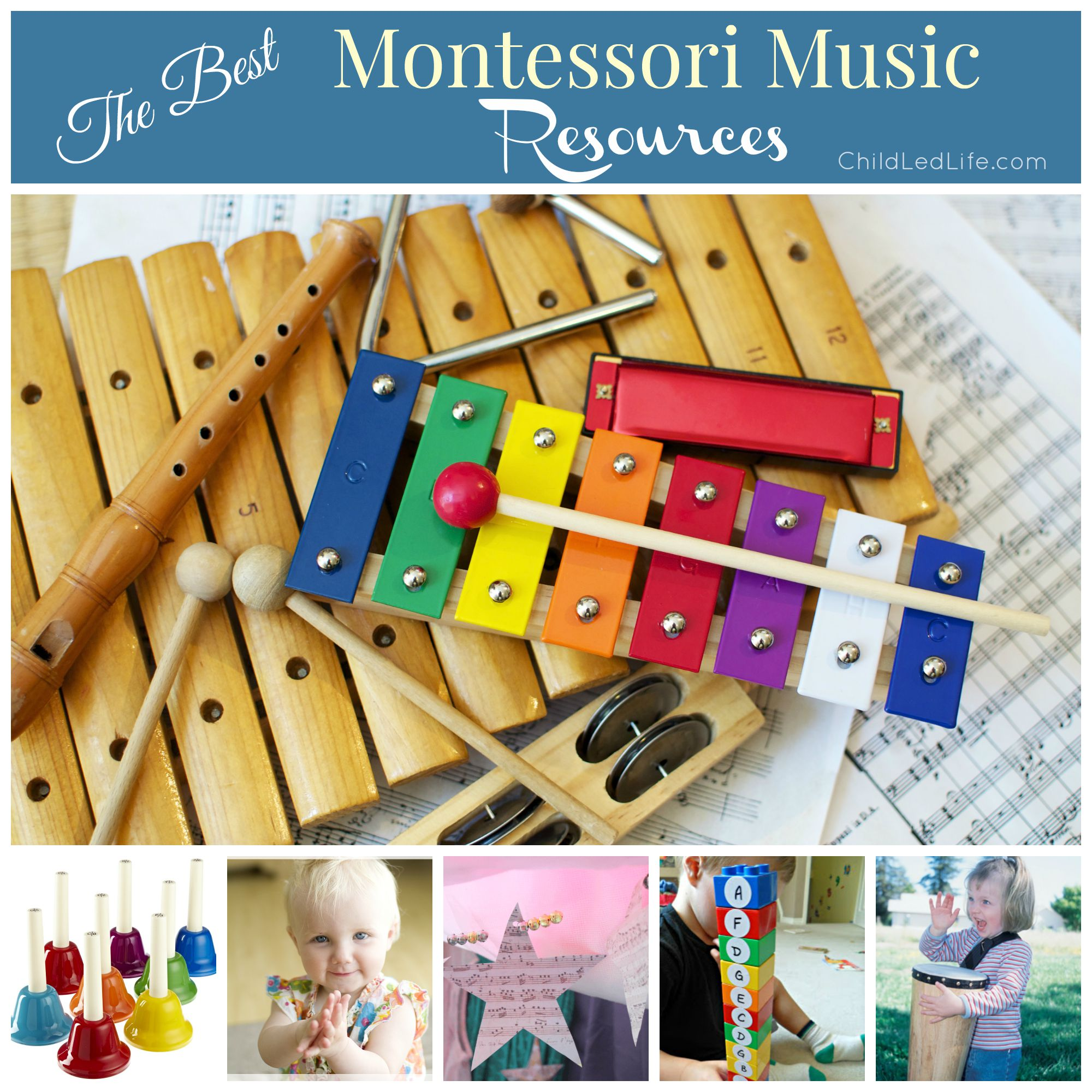 The Best Montessori Music Resources