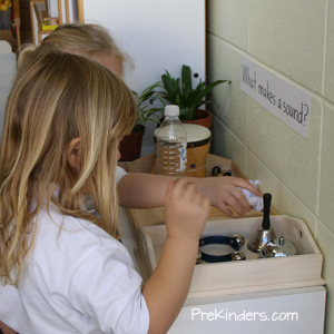 Great way to explore sound! More resources on ChildLedLife.com