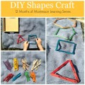 DIY Shapes Craft