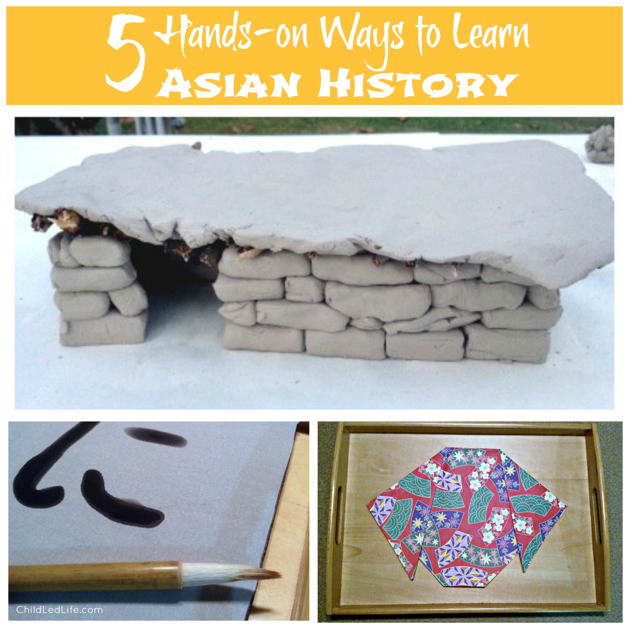 5 Ways to Learn Asian History
